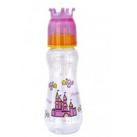 Dojčenská fľaša Princess 250 ml. violet