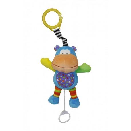 Hudobný veselý Hippo