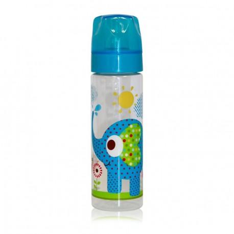 Dojčenská fľaša Zoo 250 ml.